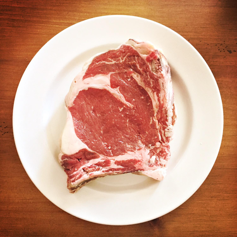"""Ein """"Club-Steak"""""""
