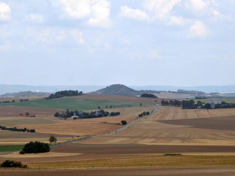 Der Michelberg Vulkan