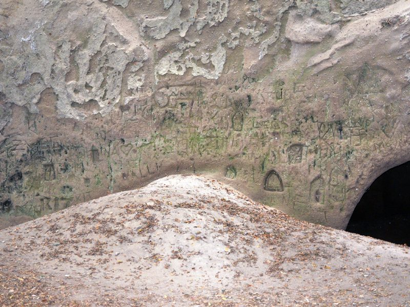 Die Trasshöhlen von Burgbrohl