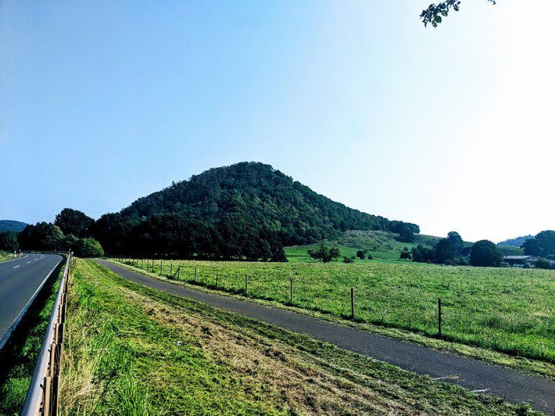 Der Neuerburger Kopf Vulkan